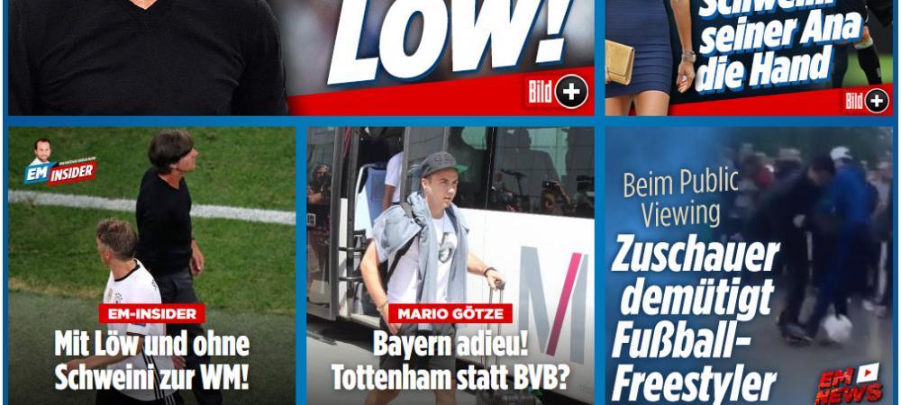 Gotze PLEACA de la Bayern. Revenire surpriza sau transfer in Premier League? Cele doua cluburi care il vor