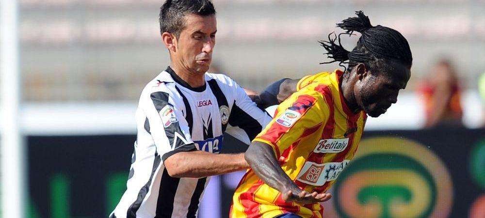 Pandurii l-a luat pe Obodo de la Chiajna. Cele 4 achizitii de Europa League pe care le-a facut pana acum