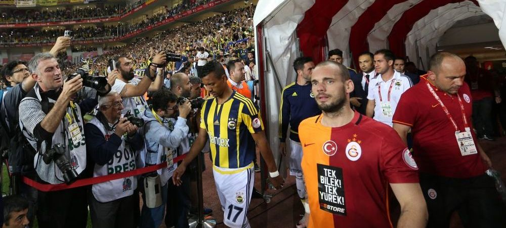 FABULOS! Sneijder a fost amendat cu 2,3 milioane de euro de Galatasaray. Motivul e incredibil