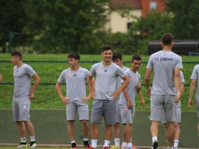 Dinamo - NK Celje, azi, de la ora 19:30! Cum arata echipa de start pe care o trimite in teren Ioan Andone