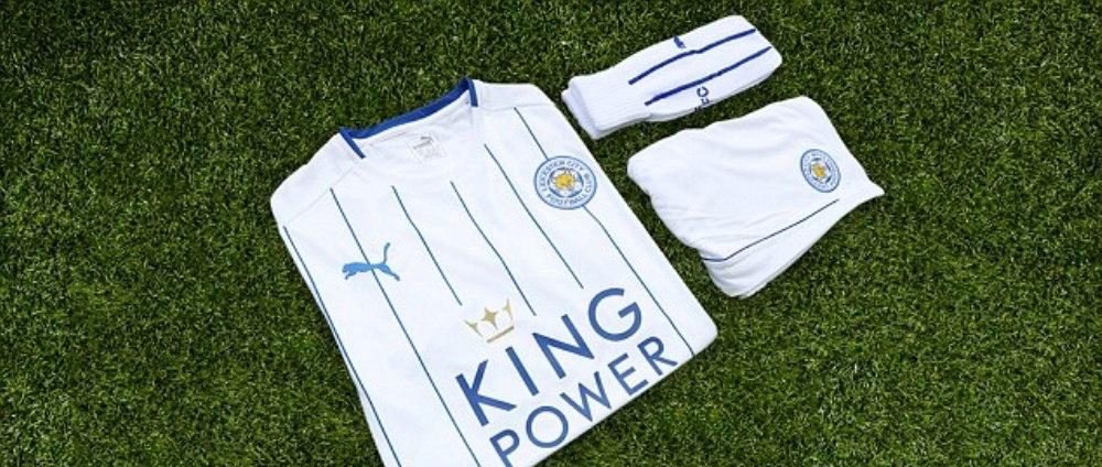 Cum arata noul echipament de Champions League lansat de campioana Leicester. Cele 4 transferuri ale lui Ranieri in aceasta vara
