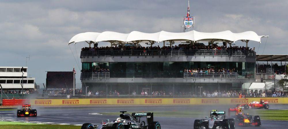 Hamilton, campion la Silverstone! A revenit la 4 puncte in spatele lui Rosberg in clasamentul F1