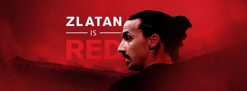 """Exista un singur rege la Manchester United! Tu ai putea fi printul"" Mesajul genial primit de Zlatan de la Cantona. VIDEO"