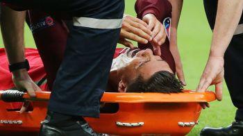 """""""Fotbalul nu e despre asa ceva!"""" Panica dupa accidentarea lui Cristiano Ronaldo! Ce mesaje au postat Bale si MAMA lui CR7"""