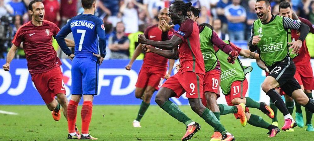 """La ce echipa din Liga I trebuia sa ajunga Eder, eroul pe viata al Portugaliei! """"Mi l-au propus, l-am acceptat, nu stiu de ce a picat transferul"""""""