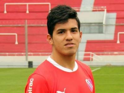 Fratele lui Kun Aguero are 19 ani si a semnat cu o echipa din Serie A: va juca alaturi de un roman
