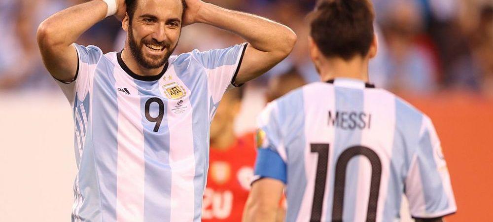 Chinezii au depasit Premier League la aruncat cu banii: Higuain are o oferta pentru a deveni cel mai bine platit fotbalist DIN TOATE TIMPURILE