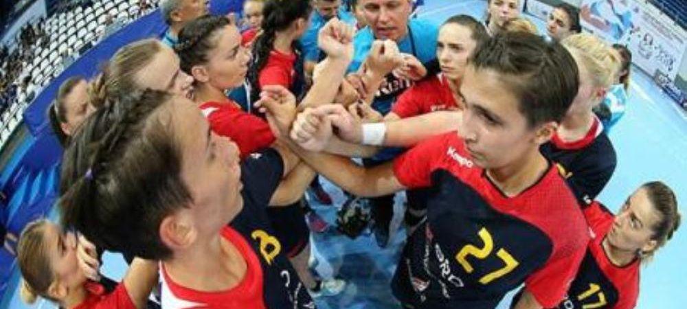 SUPERB! Romania s-a calificat in semifinalele Mondialului de Handbal feminin U20! Joaca cu Danemarca, joi, 17:30, pentru un loc in finala