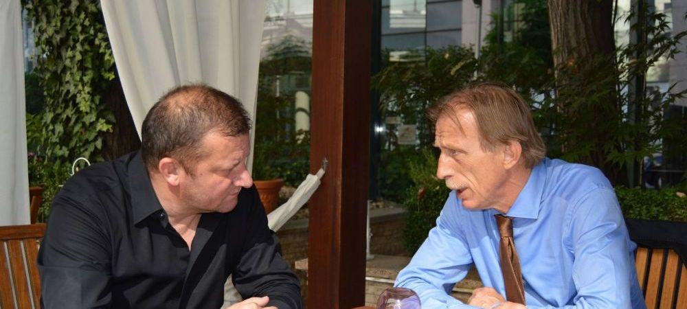 "Neamtul la ""neamt"" trage! Daum s-a intalnit cu Dorinel Munteanu si l-a invitat la Supercupa de sambata, transmisa live de ProTV"
