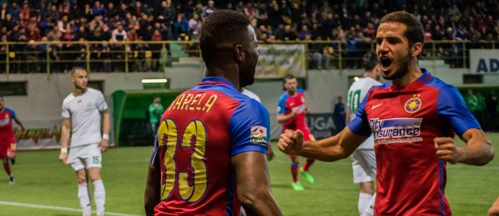 'Nu ma opun, ma gandesc la viitorul lui!' Ce spune Reghecampf despre plecarea lui Chipciu la Anderlecht