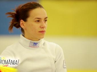 HAI, ROMANIA! Respinsa la gimnastica, a devenit campioana mondiala a Romaniei la scrima! Secretele Simonei Gherman inainte de Rio 2016