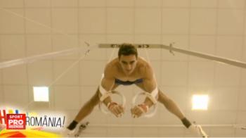 """HAI, ROMANIA! """"Prima mea cupa? Un pahar. Apoi am evoluat, am ajuns sa castig sosete!"""" Saltul urias al lui Marian Dragulescu de la un pusti speriat de antrenamente la un campion mondial"""
