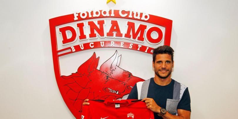 OFICIAL | Al 5-lea transfer al verii la Dinamo: Andone a adus un fundas spaniol, care a jucat ultima oara in Cehia. Cine e noua achizitie