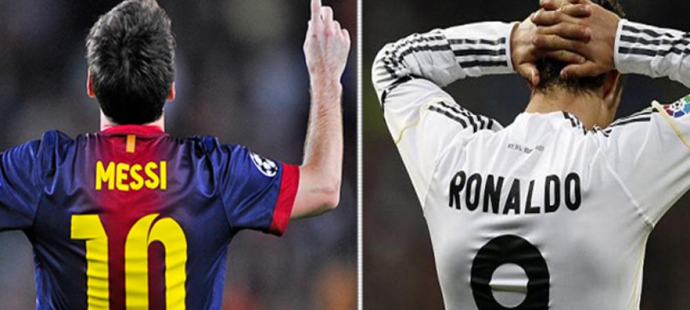 Real si Barca au mai dat astazi un razboi: cele doua mari rivale si-au prezentat noile echipamente! Care iti place mai mult?