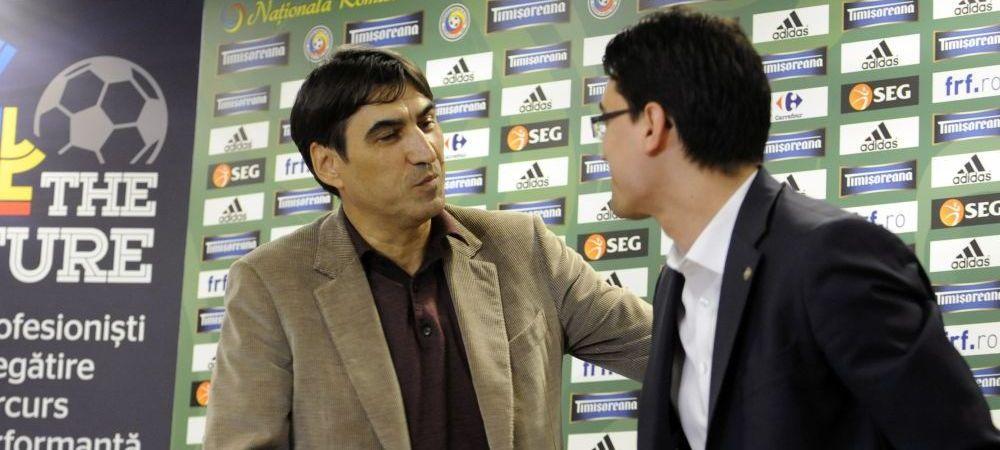 'Daca spunea 'DA', acum era antrenorul Romaniei!' Omul care a primit 3 oferte de la Federatie dupa plecarea lui Piturca