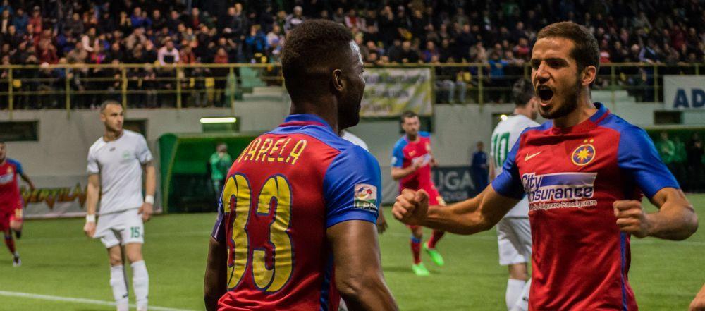 Becali a ACCEPTAT oferta lui Anderlecht pentru Chipciu! Anunt de ultima ora dupa negocierile cu belgienii
