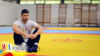 """HAI, ROMANIA. """"Poate faceam fotbal, aveam 2 mil euro, dar nu ajungeam la JO! E un alt nivel!"""" Povestea fantastica a celui mai MARE luptator din lume trimis de Romania la Rio"""