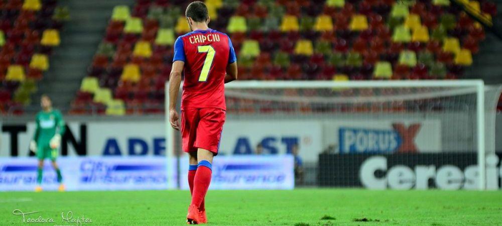 """Chipciu, al cincilea cel mai scump transfer in cei 15 ani de cand Becali detine Steaua. Cine sunt cei 4 jucatori mai scumpi ca el si TOP 10 """"exporturi"""""""
