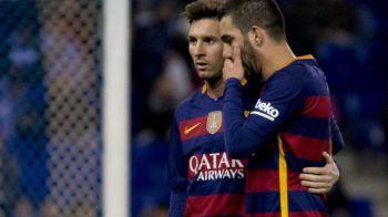 Barcelona, masuri de urgenta! Un star al echipei si alte patru foste legende sunt in Turcia, dupa lovitura de stat, si nu pot pleca! Si Messi cu Iniesta erau asteptati