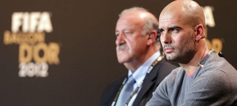 """""""De ce nu ar putea fi un catalan precum Guardiola selectionerul Spaniei?"""" Propunerea soc pentru fosta campioana mondiala si europeana chiar din partea lui Del Bosque"""