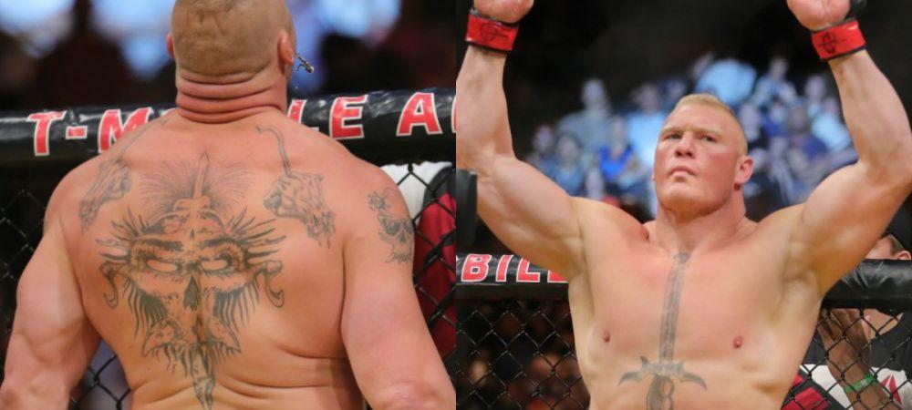 Scandal urias in UFC, dupa ce Brock Lesnar a fost prins dopat! Ce se intampla cu cele 2,5 milioane de dolari pe care le-a incasat