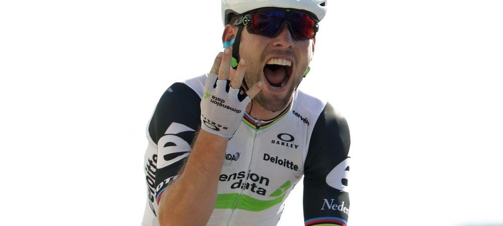 Patru castigate, tot atatea pana la record. Cavendish a obtinut o noua victorie in Le Tour si se apropie de performanta all time al lui Merkx