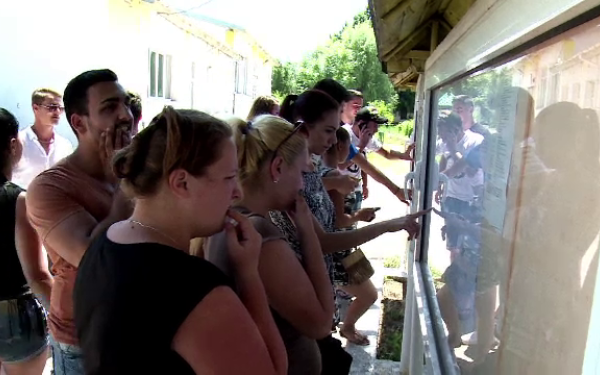 O eleva din Suceava a facut contestatie dupa ce a luat 8.40 la Bac. Surpriza uriasa cand si-a vazut nota finala