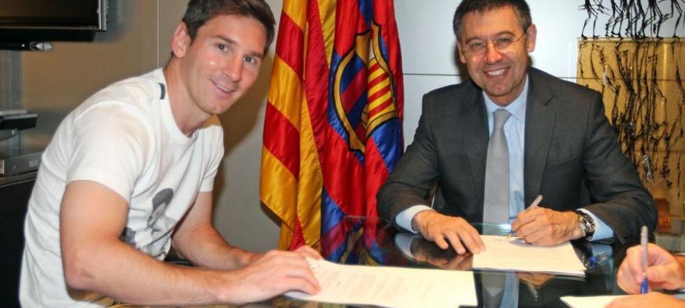 """""""Barca a ajuns la un acord cu Messi""""   Sevilla, 2 transferuri de 25 de milioane de euro in 2 zile! Pe cine a luat castigatoarea Europa League"""