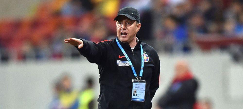 Cum arata Steaua la primul meci al sezonului? 3 jucatori noi sunt asteptati sa debuteze in primul 11. Echipa probabila cu Chiajna