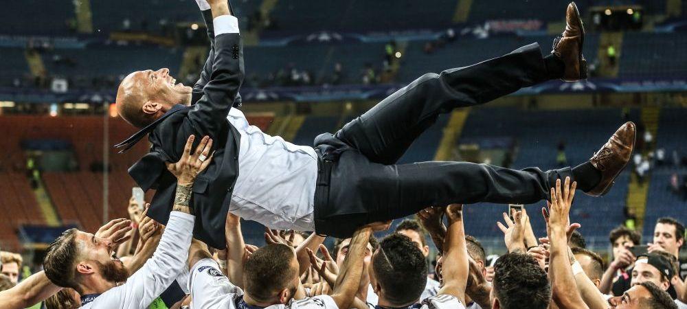 """Pila suprema in fotbal :)) Ce inseamna sa il ai pe """"tati"""" antrenor la Real Madrid! Enzo si Luca Zidane, luati la echipa mare"""