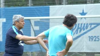 Lucescu a depasit momentul greu la Zenit: a pierdut 5 meciuri la rusi, dar a revenit in ultimele doua amicale. Zenit 4-2 Sporting | VIDEO