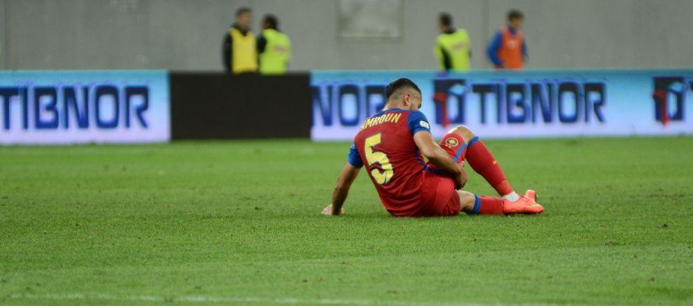 Hamroun, oferta de 2,5 milioane de euro de la echipa lui Xavi! De ce a ales Becali sa nu-l vanda in Qatar