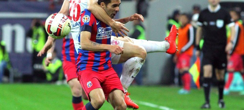 Parvulescu si-a gasit echipa in Liga I, dupa ce Steaua a renuntat la el. Unde va juca fotbalistul care are 3 titluri in palmares