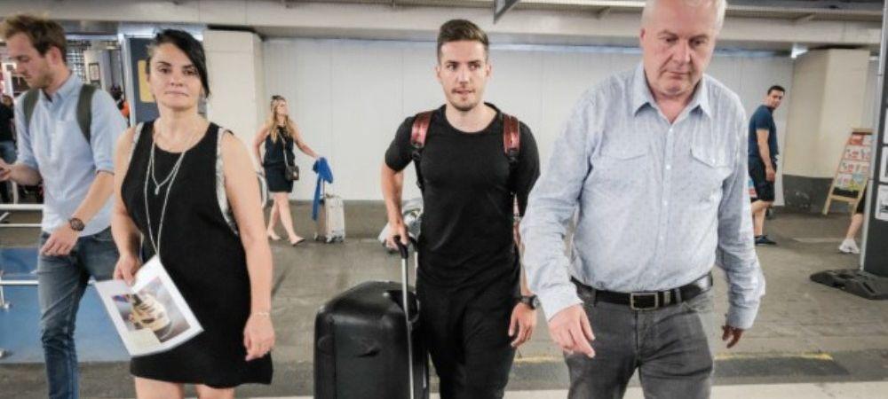 """ANUNT URIAS! Anderlecht da 6 mil euro pe Stanciu, dupa ce Chipciu a aterizat la Bruxelles: """"Sunt fericit ca voi semna!"""" Prima imagine cu stelistul in Belgia"""