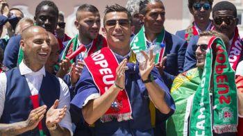 Recordurile pe care Cristiano Ronaldo NU voia sa le aiba la Euro: cele mai multe offside-uri, suturi peste si mingi blocate!
