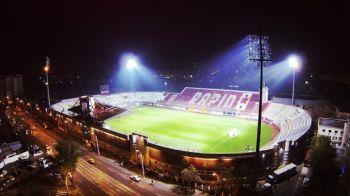 Italianul sosit la Bucuresti pentru a se interesa de Rapid a vorbit in premiera despre preluarea clubului. Ce le-a spus jurnalistilor din tara sa