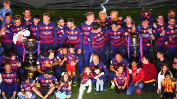 Lovitura de 200.000.000 de euro data de Barcelona. Cele doua intelegeri la care au ajuns sefii campioanei Spaniei