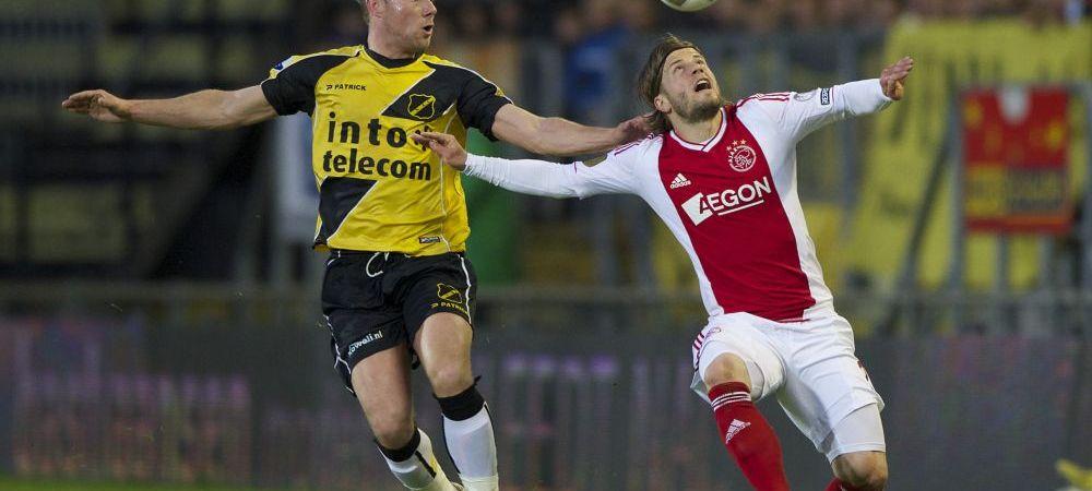 EXCLUSIV Fotbalist cu aproape 200 de meciuri in Olanda vine sa se bata la titlu in Liga I! Transferul anuntat azi de Pandurii