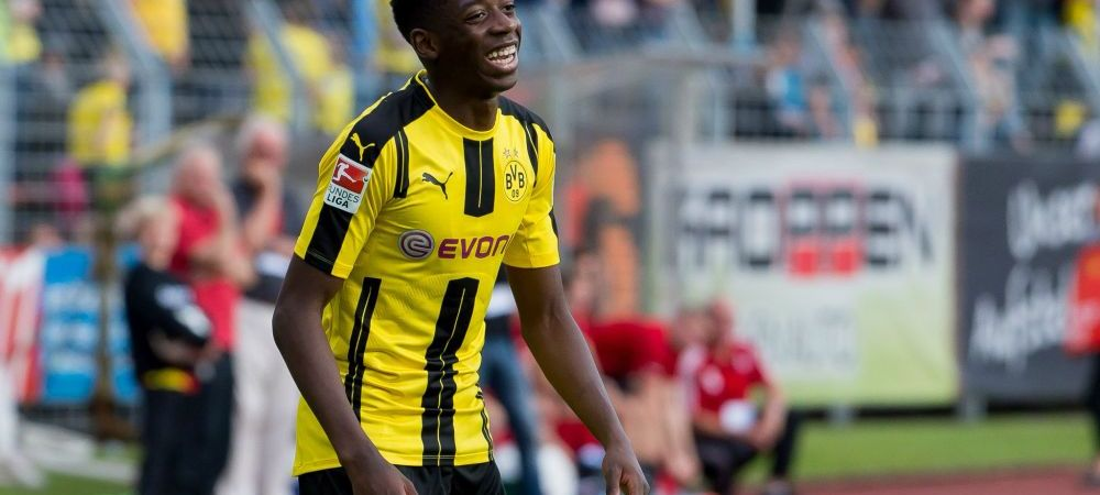 El poate fi noua SUPER vedeta din fotbalul mondial! Fazele dupa care sefii lui Dortmund anunta o lovitura uriasa