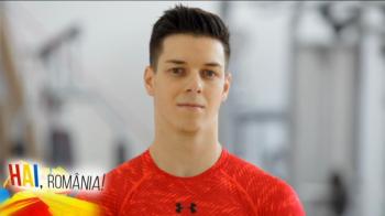 """HAI, ROMANIA. """"Am inceput sa plang la primul antrenament!"""" Povestea lui Andrei Muntean, gimnastul Romaniei care vrea sa scrie istorie la Rio"""