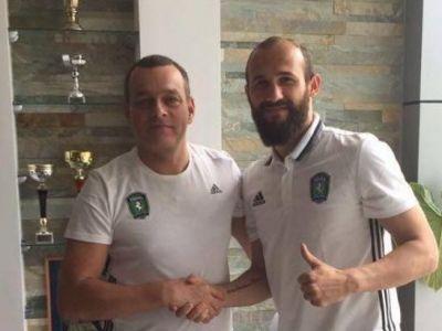 OFICIAL   Ante Puljic a semnat si a fost prezentat la noua sa echipa, unde va fi coleg cu un roman. Ce a spus fundasul dorit de Becali