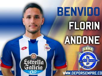 Transferul lui Florin Andone, ca si rezolvat: atacantul va semna pe 5 ani si se va duela cu Barca si Real. Cifrele mutarii
