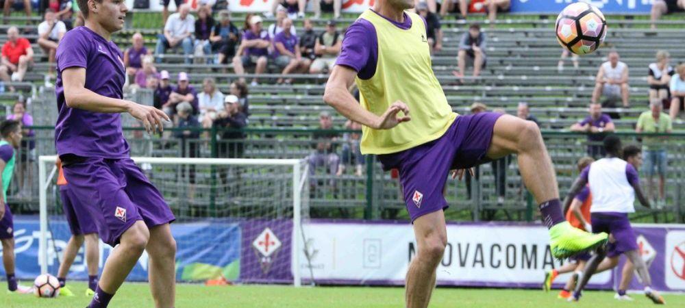 Ianis, trei pase de gol si un penalty obtinut in primele meciuri la Fiorentina. Ce spune antrenorul despre el
