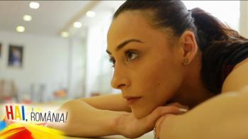 HAI, ROMANIA. A renuntat de doua ori la gimnastica, dar a revenit sa scrie istorie pentru Romania la JO! Povestea portdrapelului Romaniei la Rio, Catalina Ponor