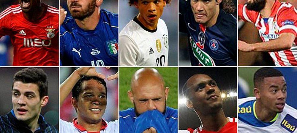 FABULOS! Lista de 300 de milioane de euro a celor mai importanti 10 jucatori doriti de cluburile din Premier League