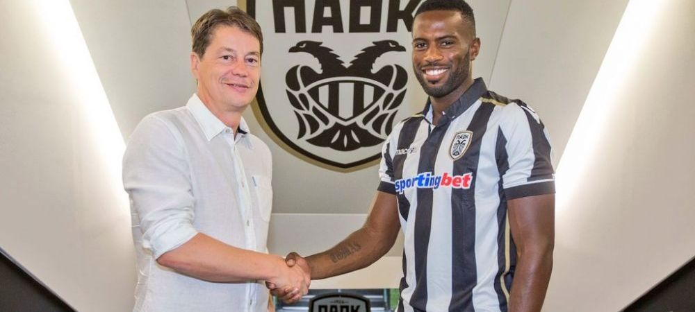 OFICIAL: Varela a semnat cu PAOK! Va castiga 1,5 milioane de euro in 3 ani la Salonic