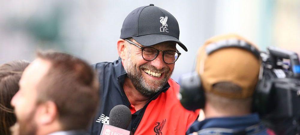"""Fanii lui Liverpool rad de ultimul transfer: """"Gata, hai ca acum luam titlul!"""" :) Klopp a luat un jucator de 39 de ani"""