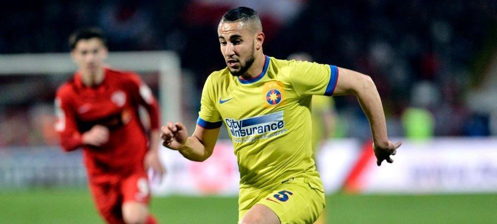 BOMBA! Hamroun a fost EXCLUS DIN LOT pentru meciul cu Sparta! Nu a venit la antrenament si a anuntat clubul ca pleaca din tara! Anuntul facut de Steaua