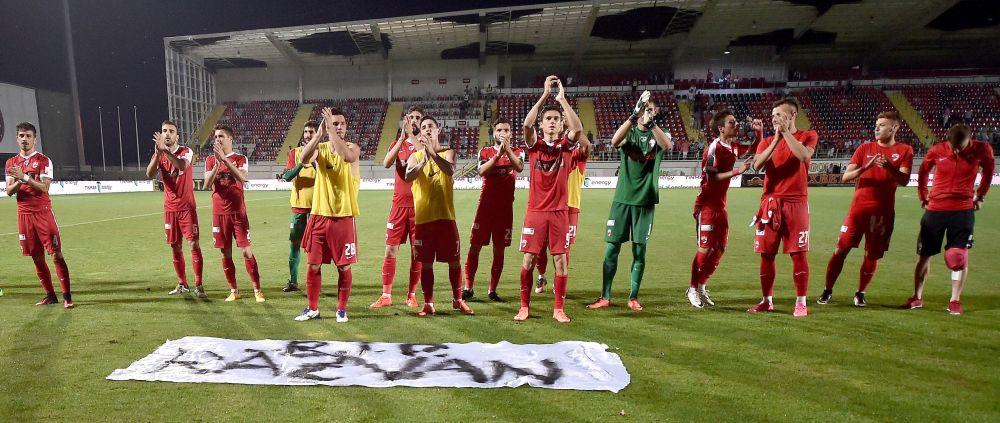Cum a ajuns campioana Romaniei sa fie EXECUTATA de Dinamo cu 8 juniori in echipa! Cifrele FANTASTICE ale primului derby din noul sezon de Liga I