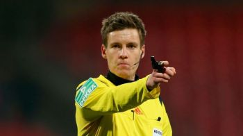 Cel mai tanar arbitru german de pe lista FIFA a fost trimis la Sparta - Steaua, marti, 21:00, la ProTV. Cine e Daniel Siebert